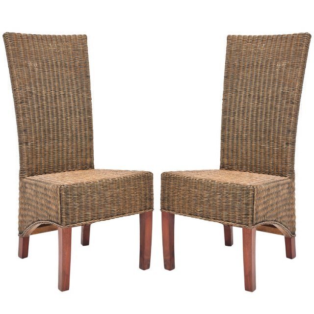 Chelsey Side Chairs, Pair
