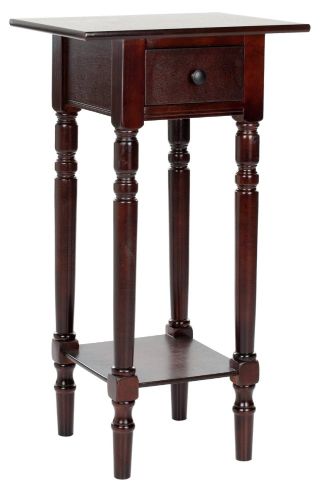 Ellery Side Table, Cherry