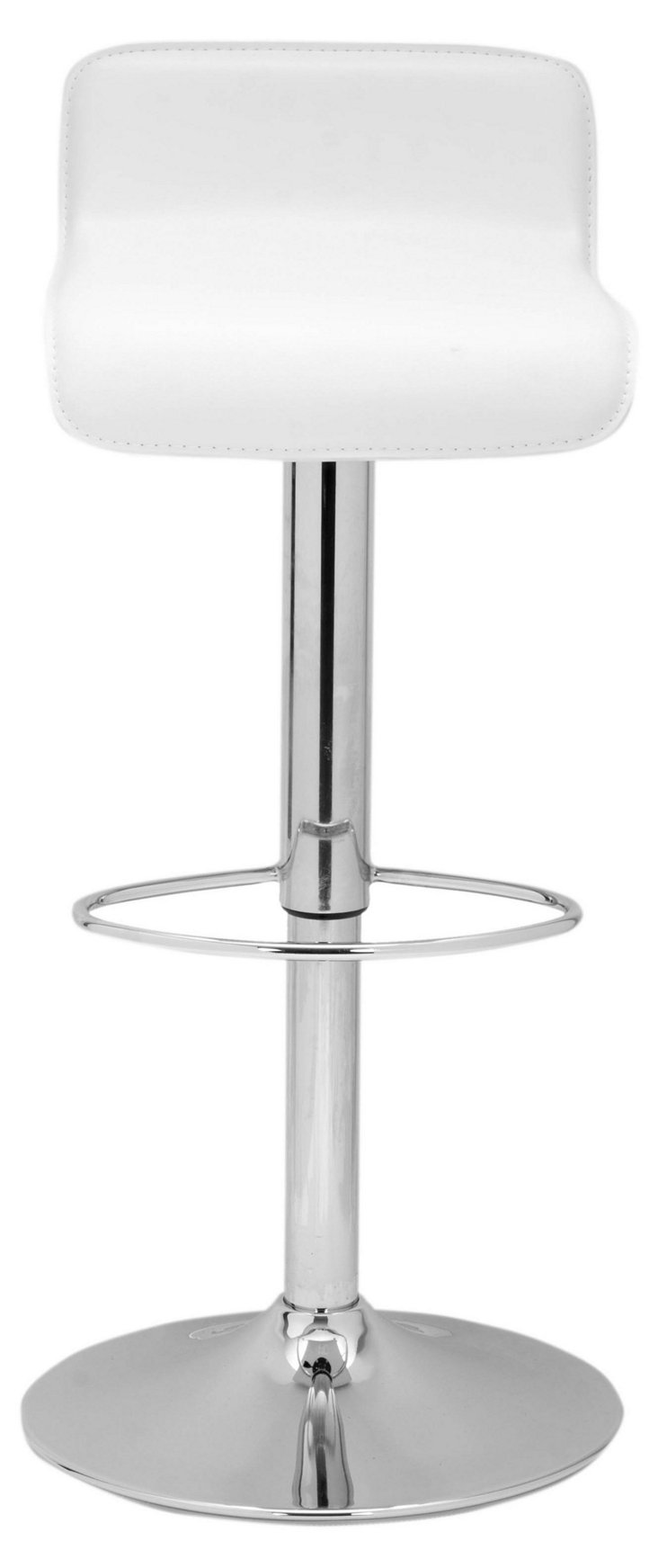 Liv Bar Stool, White