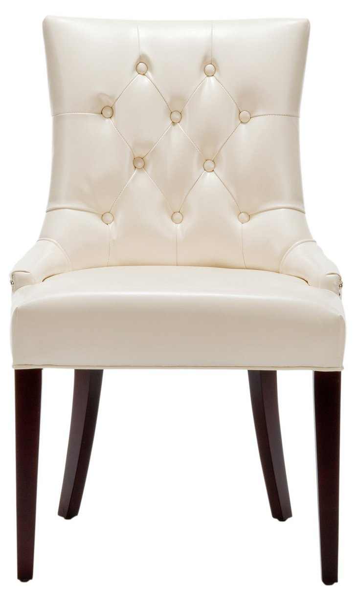OKL Exclusive Tufted Side Chair