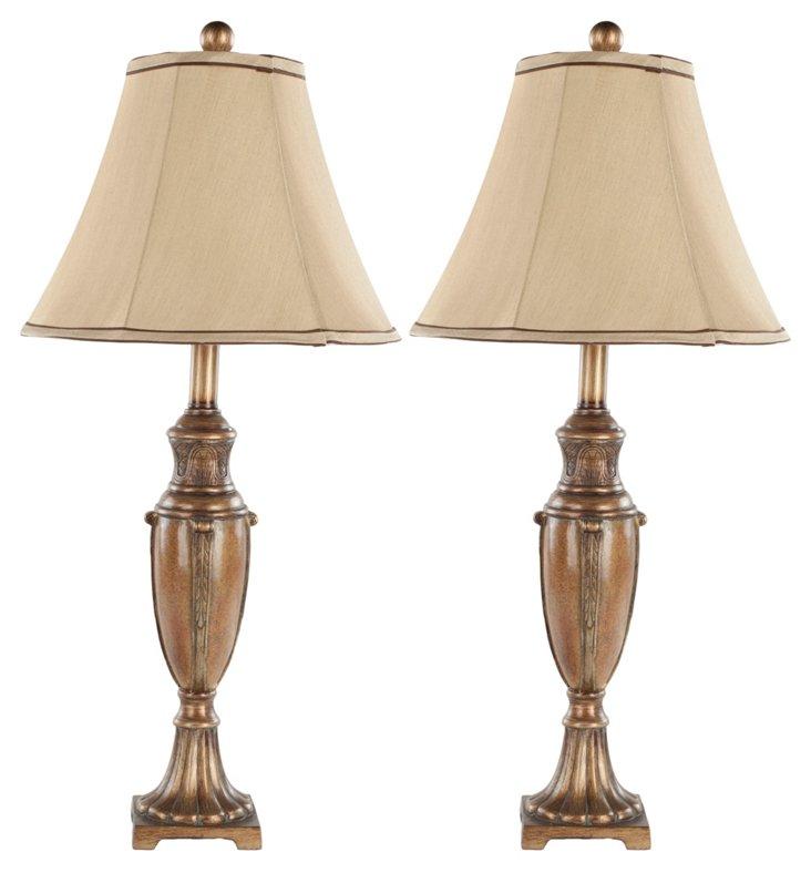 Dylan Table Lamp Set