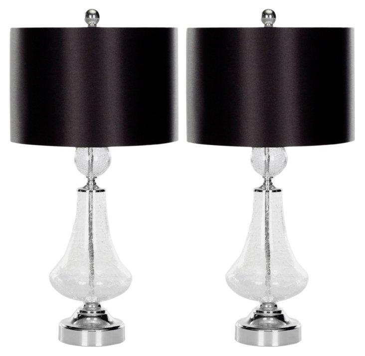 Jordan Table Lamp Set