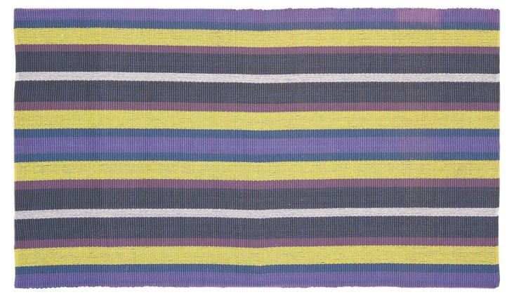 Johanssen Flat-Weave Rug, Multi