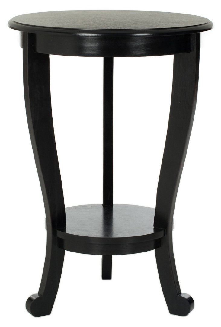 Bell Side Table, Black