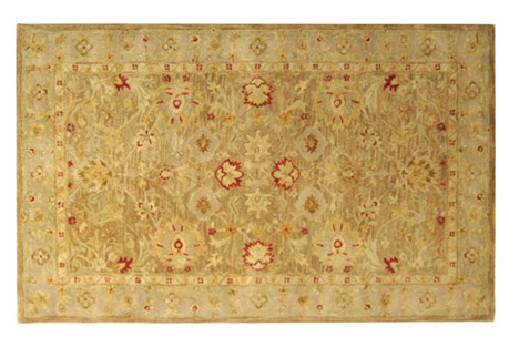 Juno Rug, Brown/Beige