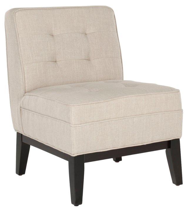 Nell Chair, Beige
