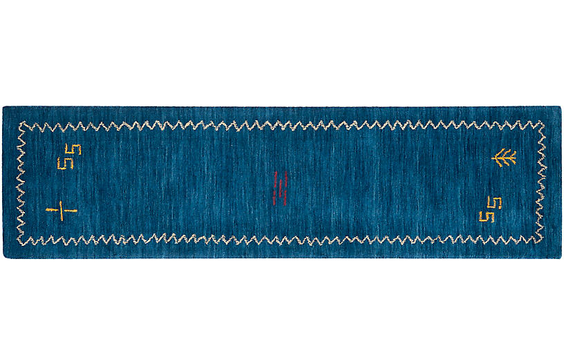Beech Rug Blue Wool Rugs By Material Rugs One