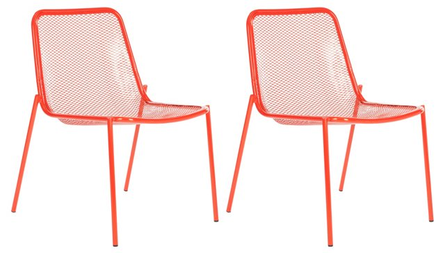 S/4 Oslo Side Chairs