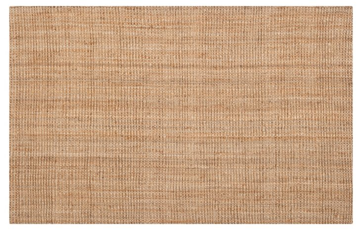 Salerno Jute Rug, Natural