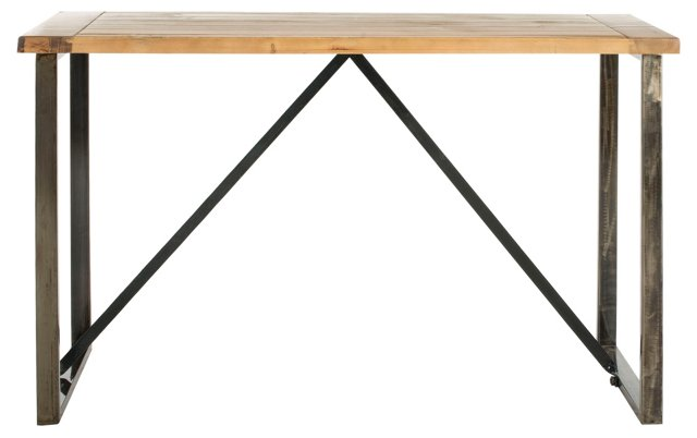 Austin Console Table, Natural