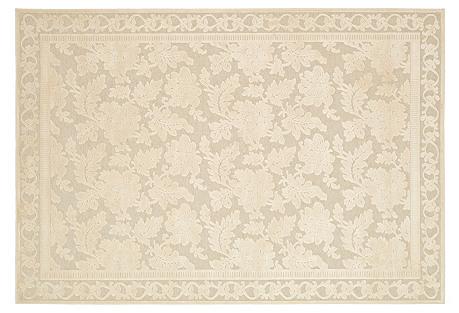 Martha Stewart Cai Rug, Cream
