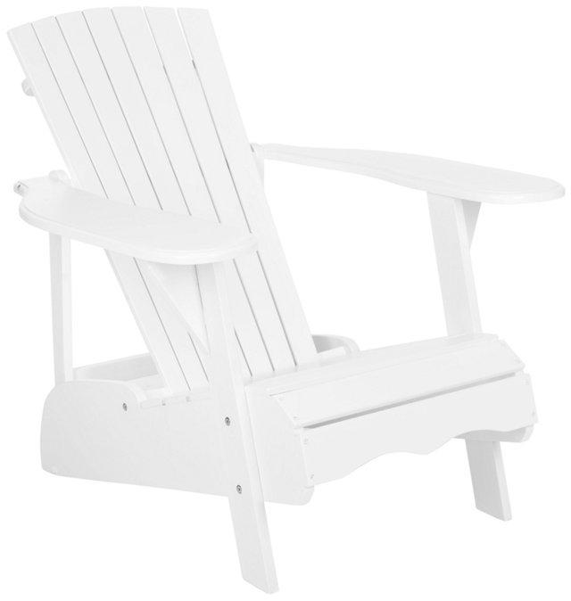 Outdoor Kingston Chair, White