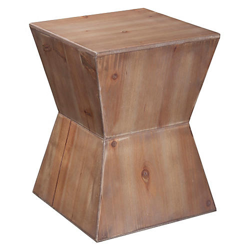 Lily Side Table, Natural
