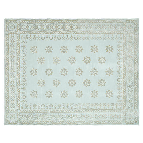Martha Rug, Light Blue