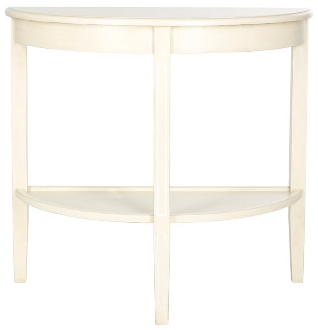 Lorne Console, Ivory