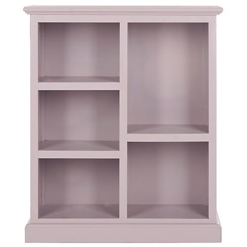 """Gigi 30"""" Bookcase, Lavender"""