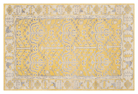 Montague Rug, Yellow