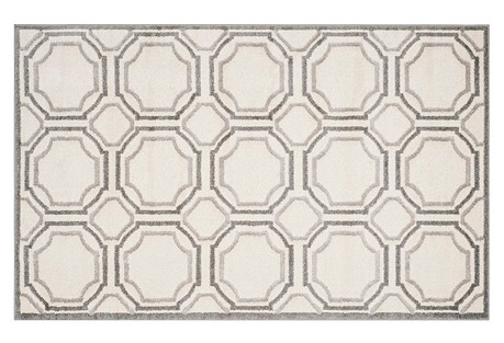 Anenome Outdoor Rug, Ivory