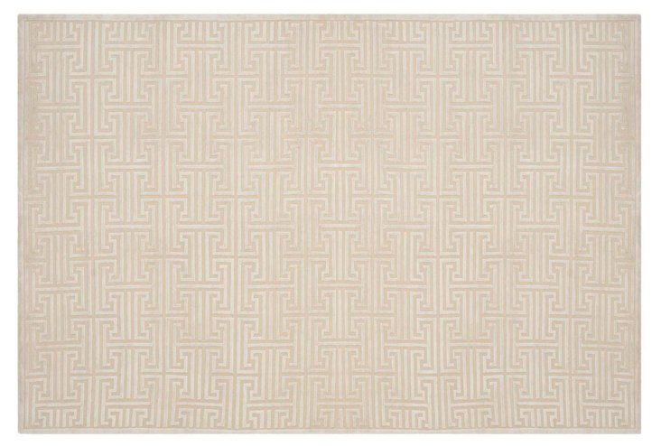 Maiden Rug, Pearl