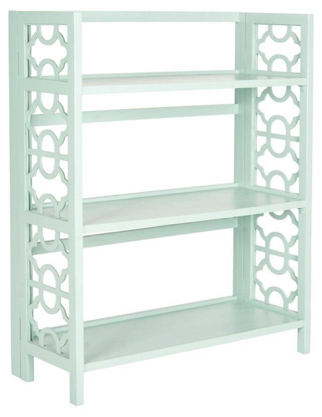 Lola Bookcase, Celadon