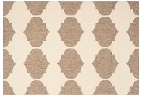 Agnes Outdoor Rug, Brown