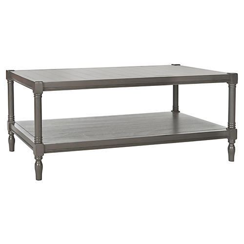 Bennett Coffee Table, Greige