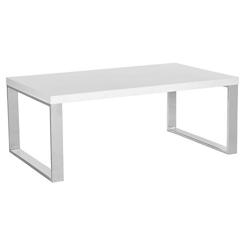 Remy Coffee Table, White