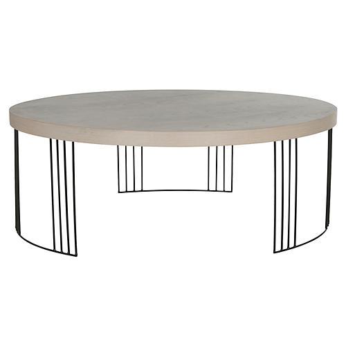 Bailey Coffee Table, Gray