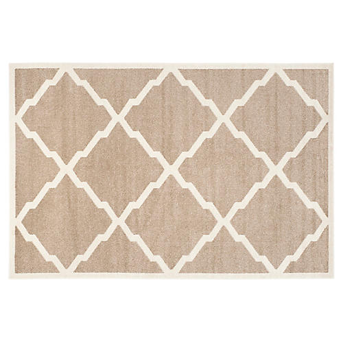 Mariana Outdoor Rug, Wheat