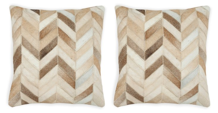 S/2 Marley Pillows, Multi