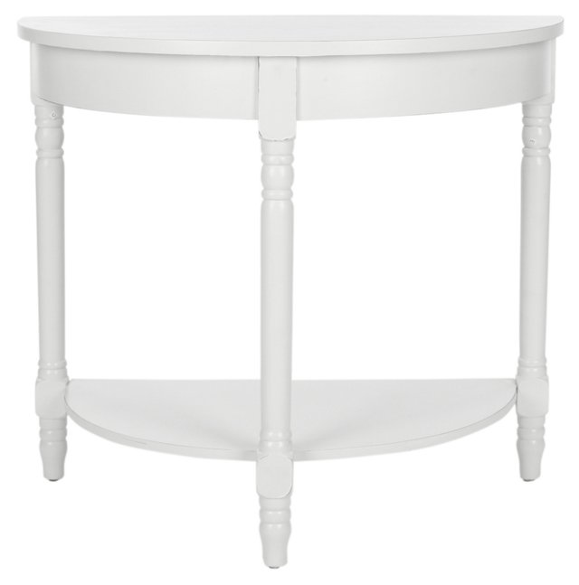 Mercer Console, White