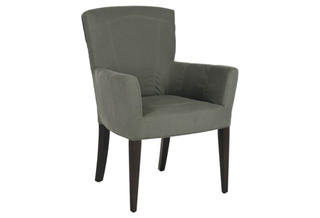 Georgette Armchair, Granite