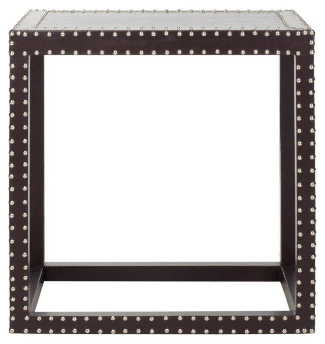 Ellen Side Table, Black