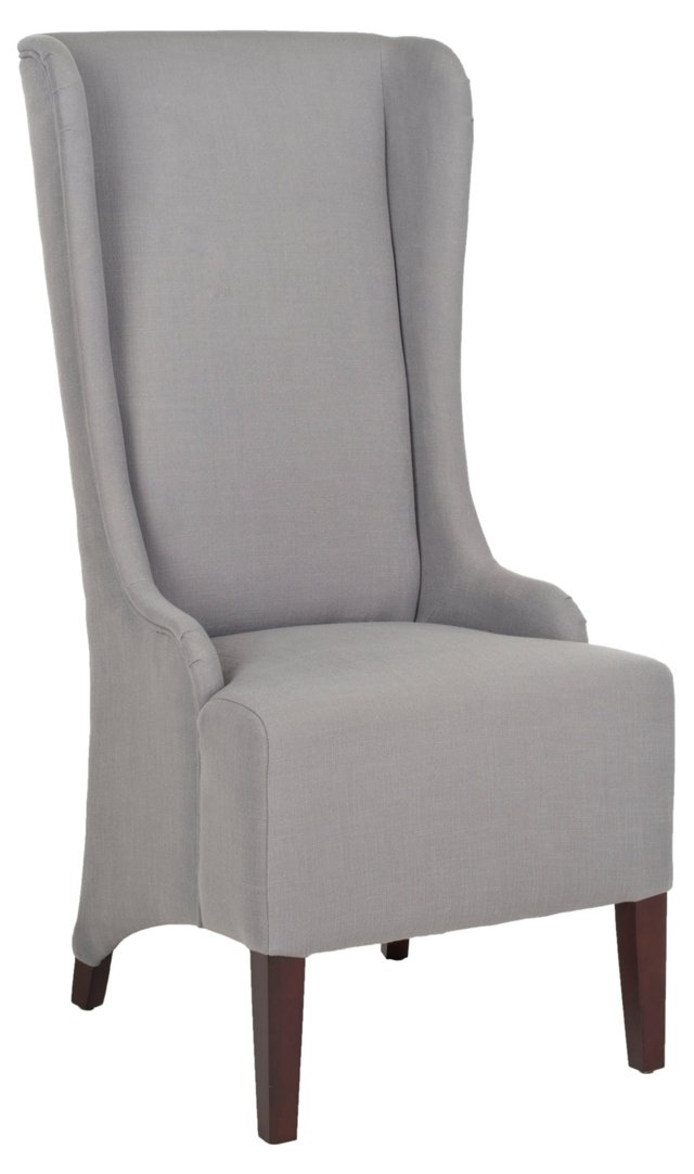 Eijah Dining Chair, Gray