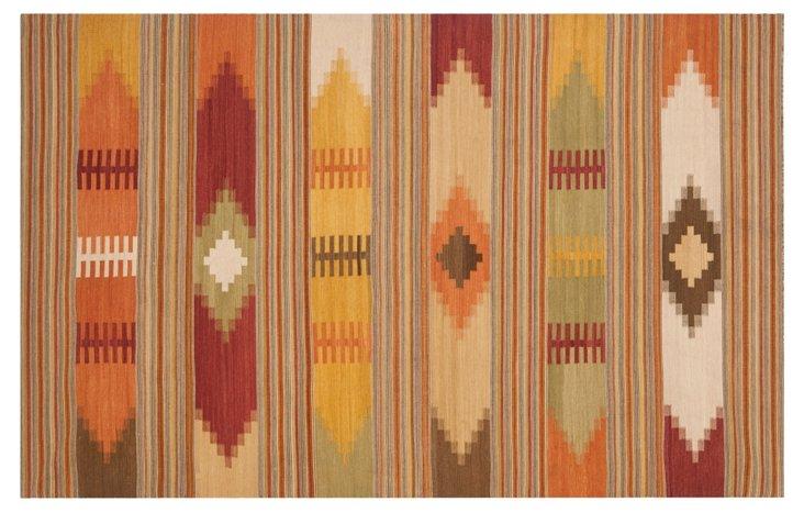 Ima Flat-Weave Rug, Multi