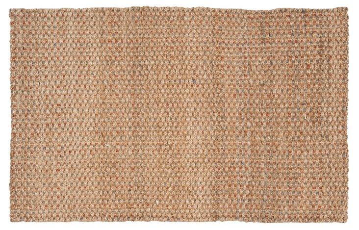 9' x 12' Dalia Sisal Rug, Natural/Multi