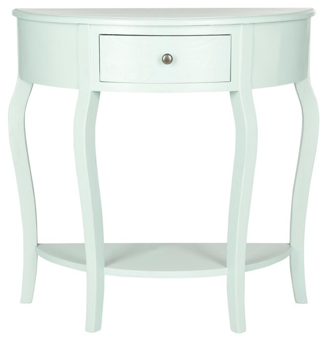 Hope Small Console, Celadon