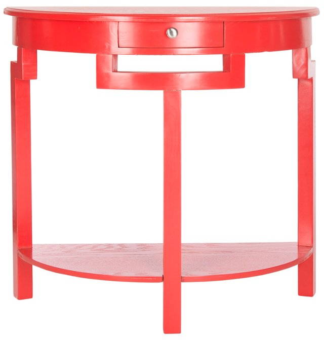 McKinley Console, Red