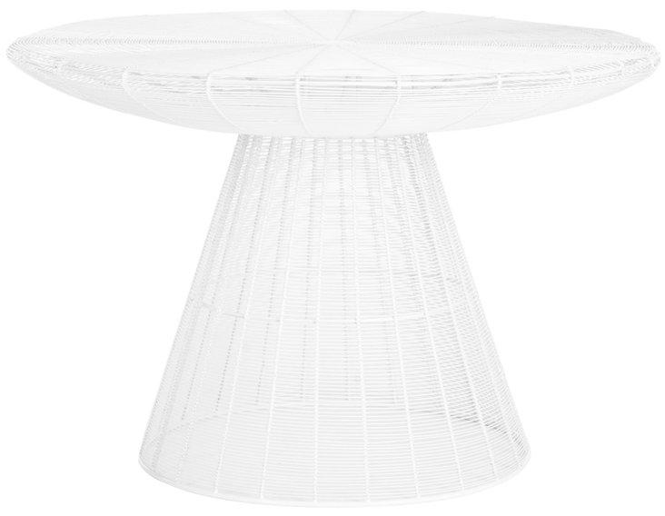 Kira Coffee Table, White
