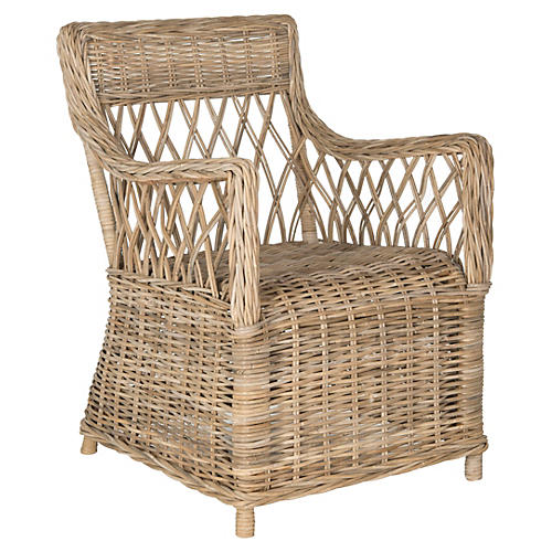 Ottawa Armchair, Natural
