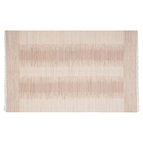 Crane Flat-Weave Rug, Beige