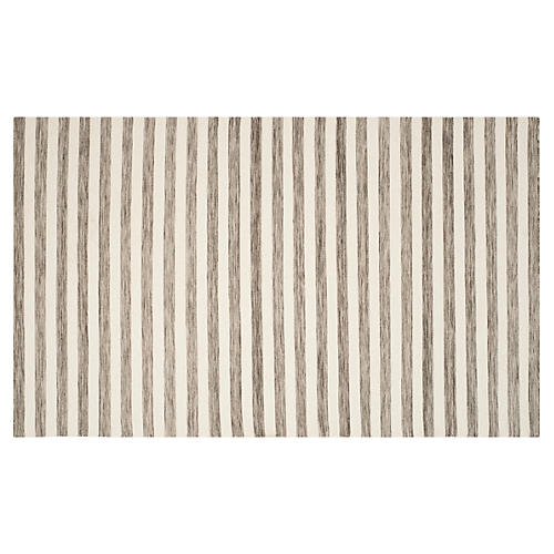 Maisy Kids' Rug, Brown