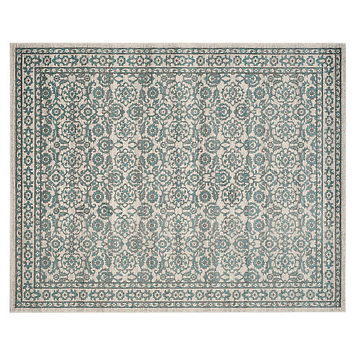 Cannes Rug, Ivory/Gray