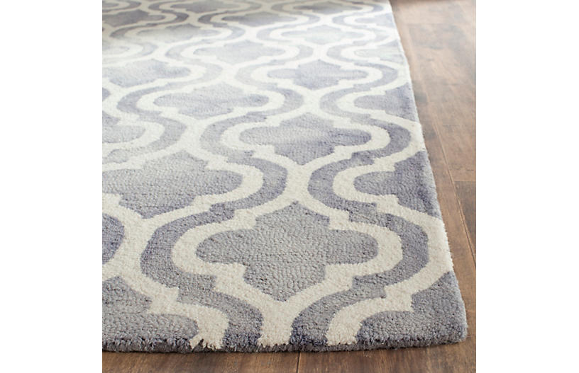 Anatol Rug Gray Ivory Contemporary Rugs By Style