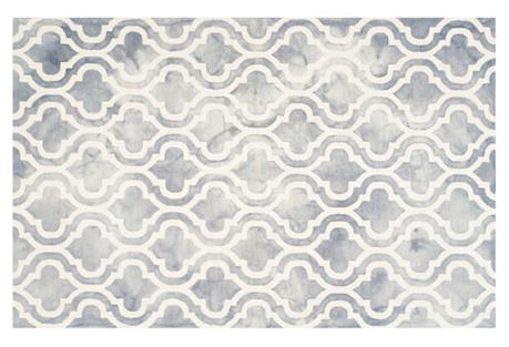 Anatol Rug, Gray/Ivory