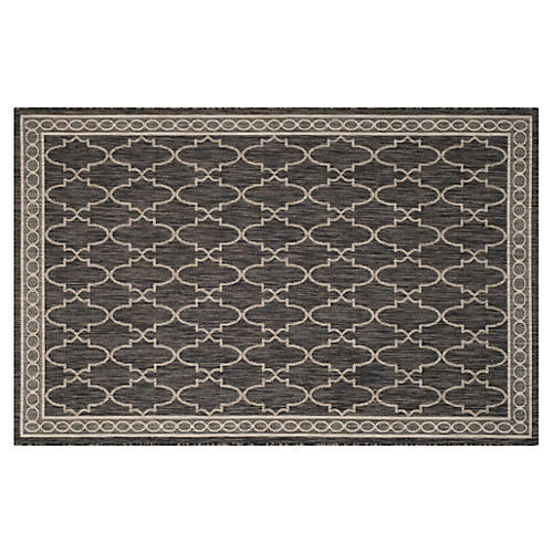 Boji Outdoor Rug, Multi