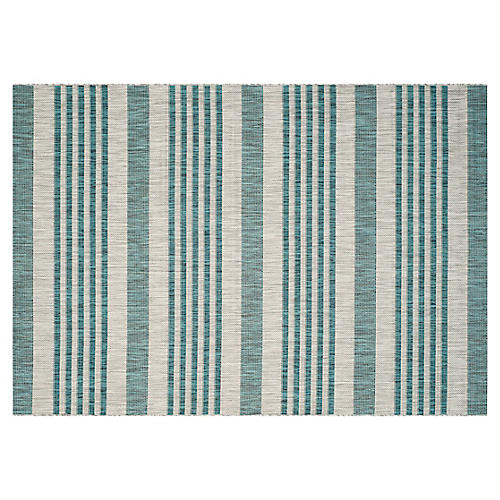 Amedeo Outdoor Rug, Gray