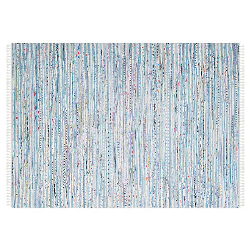 Lavinia Rug, Light Blue/Multi