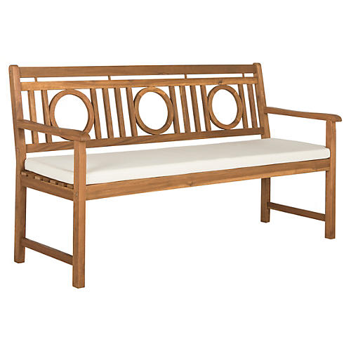 Praia Bench, Natural