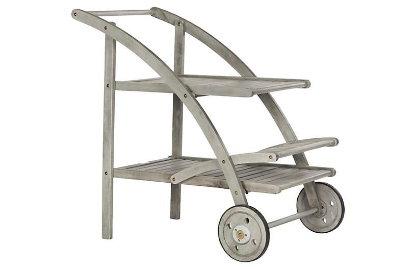 Mojito Outdoor Bar Cart